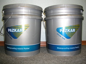 Битумно-полимерная мастика Эластопаз