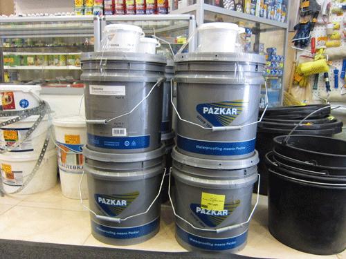 Жидкая резина для дома и дачи в Химках