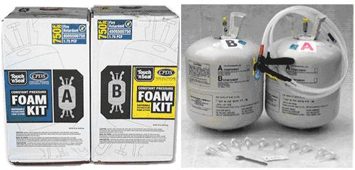Пенополиуретан оборудование Foam Kit от Технопрок