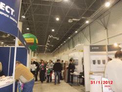 Выставка в Новосибирске SibBuild 2012, Первая строительная неделя