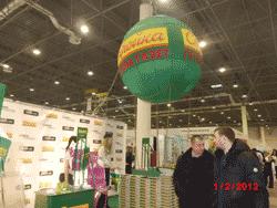 Стройка на выставке, а 16.02.12 Технопрок участвует в семинаре газеты Стройка в Москве