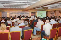 Второй день научно-технической конференции Аквастоп 2014