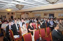 21 мая 2014 первый день научно-технической конференции Аквастоп