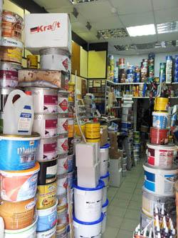 Магазин КолорСервис с жидкой резиной в Красногорском районе Московской области
