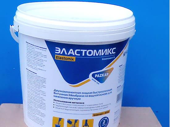 Кровельный битумный материал Elastomix