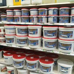 Резиновая краска Технопрок в ТЦ Твой Дом