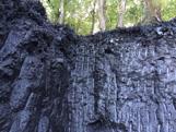 Стены котлована в Крыму обработанные материалом Технопрок для укрепления