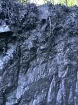Стены этого котлована в Крыму укреплены эмульсией Технопрок